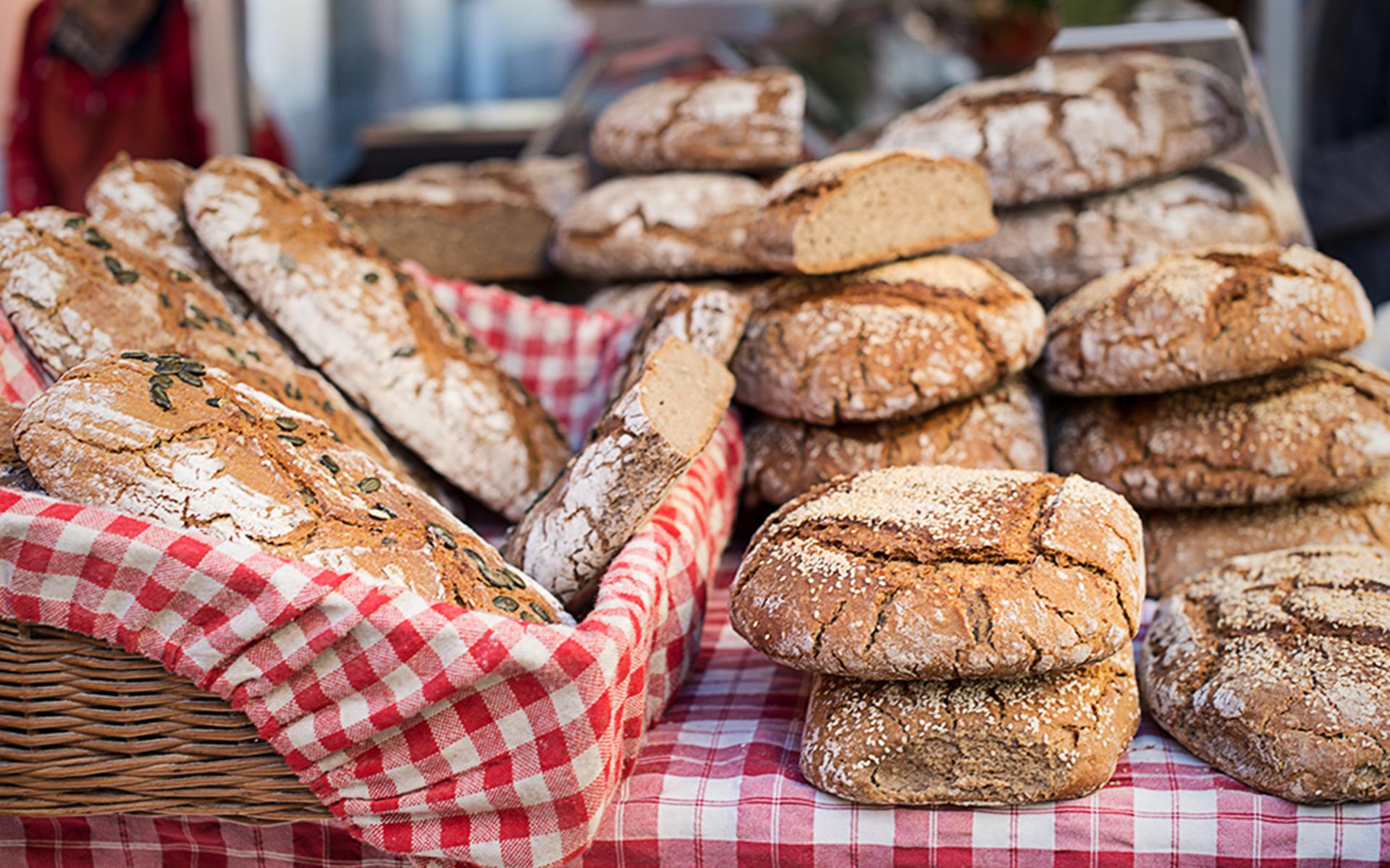 Semmelbrösel Brot