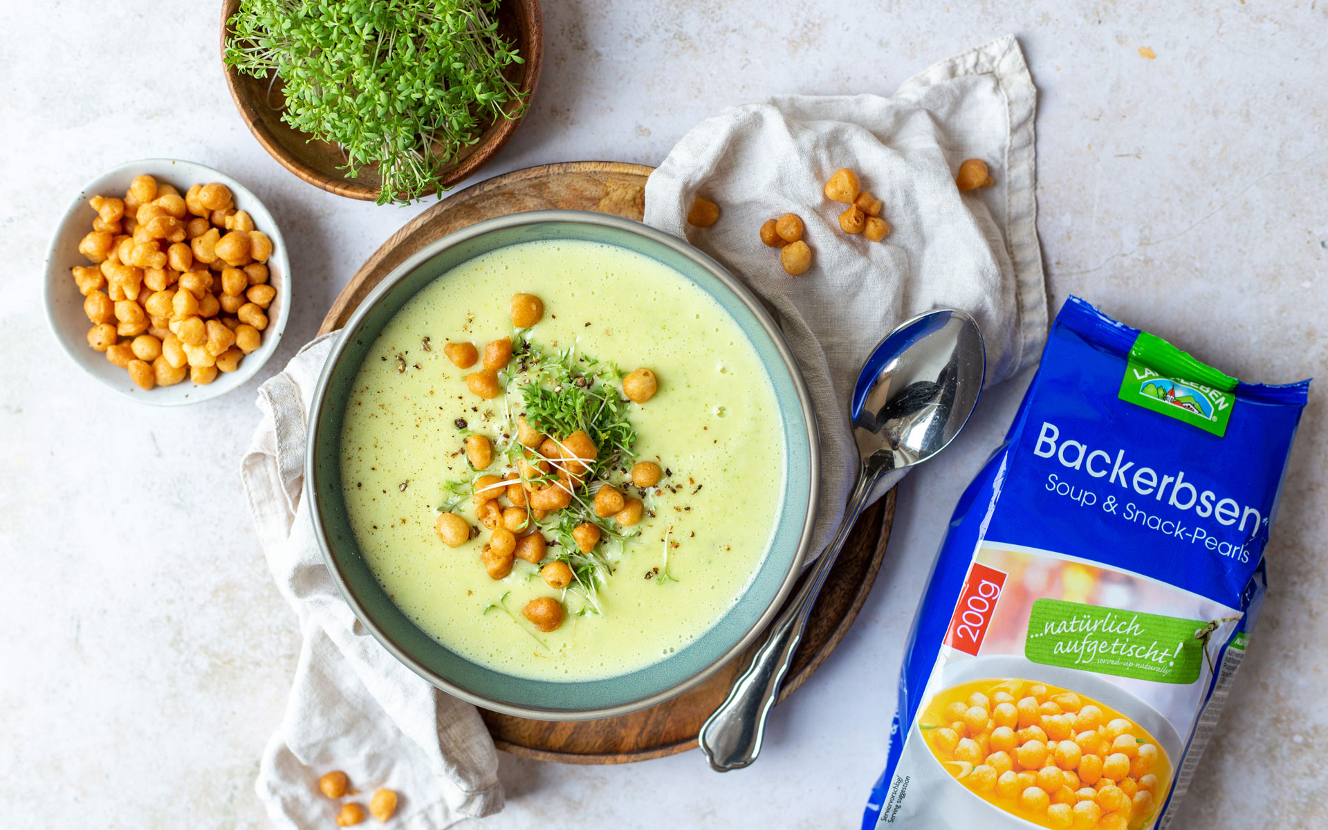 Kresse Suppe