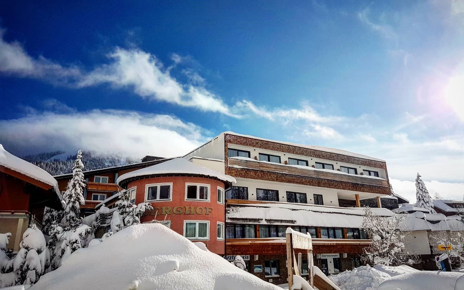 Win a winter holiday in Katschberg
